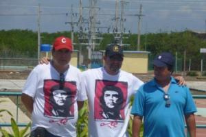 Daniel, Robin y Vladimir (Moisés Rodríguez)
