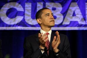 Barack Obama contra Cuba