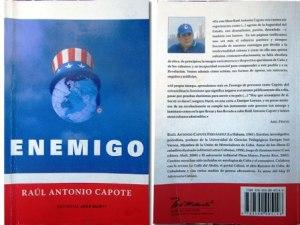 Presentación del libro Enemigo durante el VIII Coloquio por la Libertad de los Cinco y contra el terrorismo