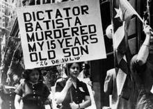 """""""Batista fue un gran presidente"""""""