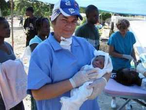Médicos cubanos en Haití