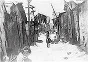 Las Yaguas, barrio insalubre, uno de tantos