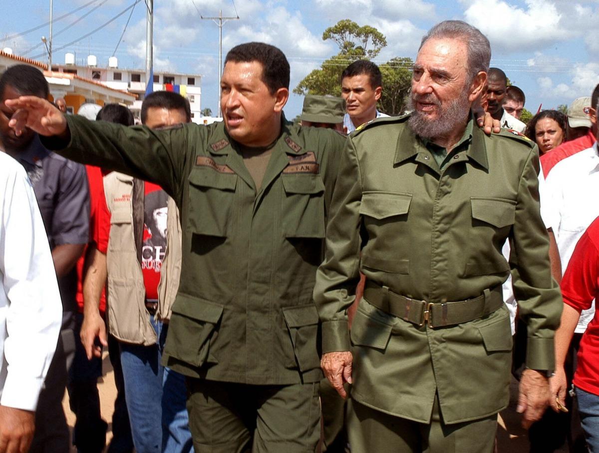 Solicitan a la CIA que desclasifique documentos sobre la muerte deChávez