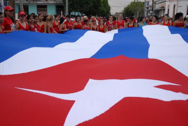 Cuba, la lucha contra lamentira.