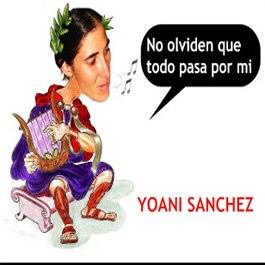 Yoani Sánchez, la más perseguida enCuba