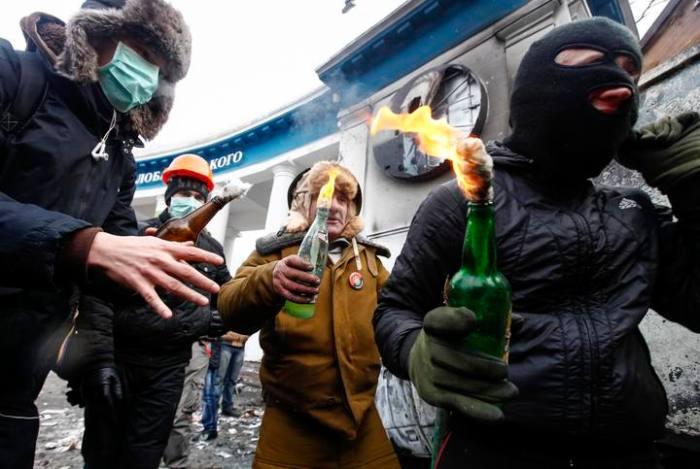 Maidan, Kiev, Golpe Suave