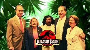 El Parque Jurásico de Miami, muestra a sus más feroces dinosaurios