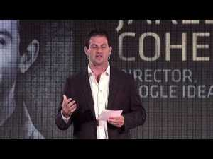 Jared Cohen, Director de Google ideas