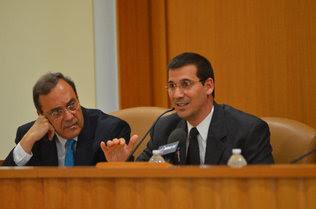 Antonio Rodiles y el Agente CIA Carlos A. Montaner