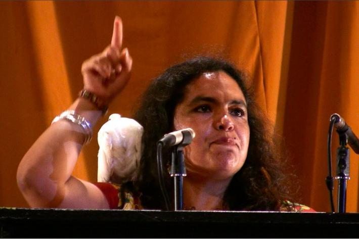 Tania Bruguera, #Cuba y la nación que deseamos.