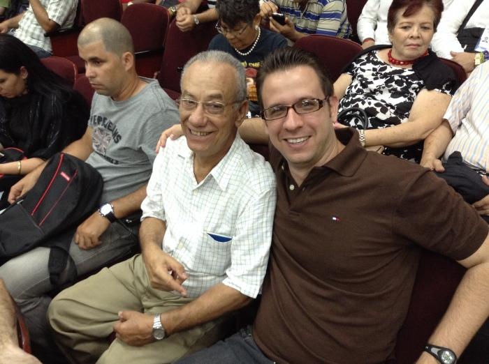 Fernándo Martinez Heredia y Elier Ramírez Cañedo, muestra de la continuidad y compromiso de la intelectualidad cubana con su Revolución