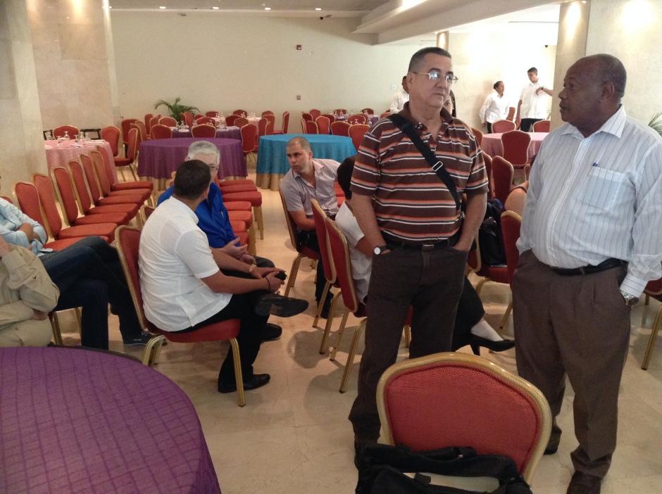 Delegación cubana a los foros de la sociedad civil, esperan por sus credenciales