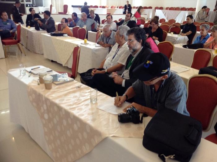 Foro de Gobernabilidad sesiona en el hotel El Panamá