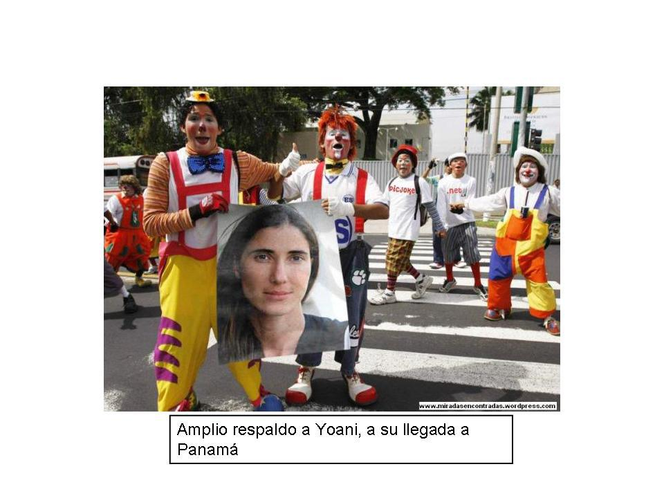 "Yoani Sanchez ""La bloguera que engañó almundo"""