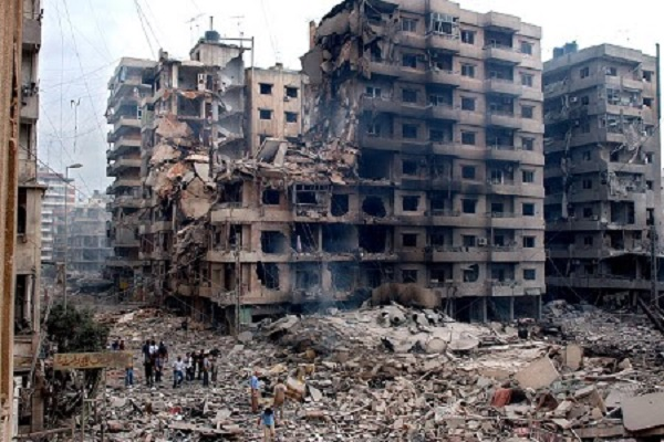 #Siria: Imagenes Apocalípticas de Damasco(Video)