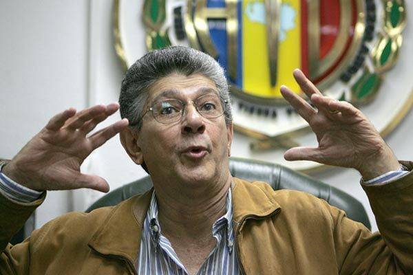"""#Venezuela: Ramos Allup """"El Repelente"""""""