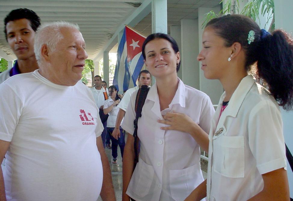 #Cuba: José Manuel Collera Vento(Gerardo)