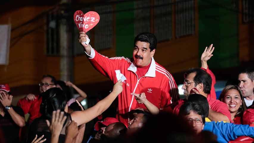 Combatir junto aVenezuela