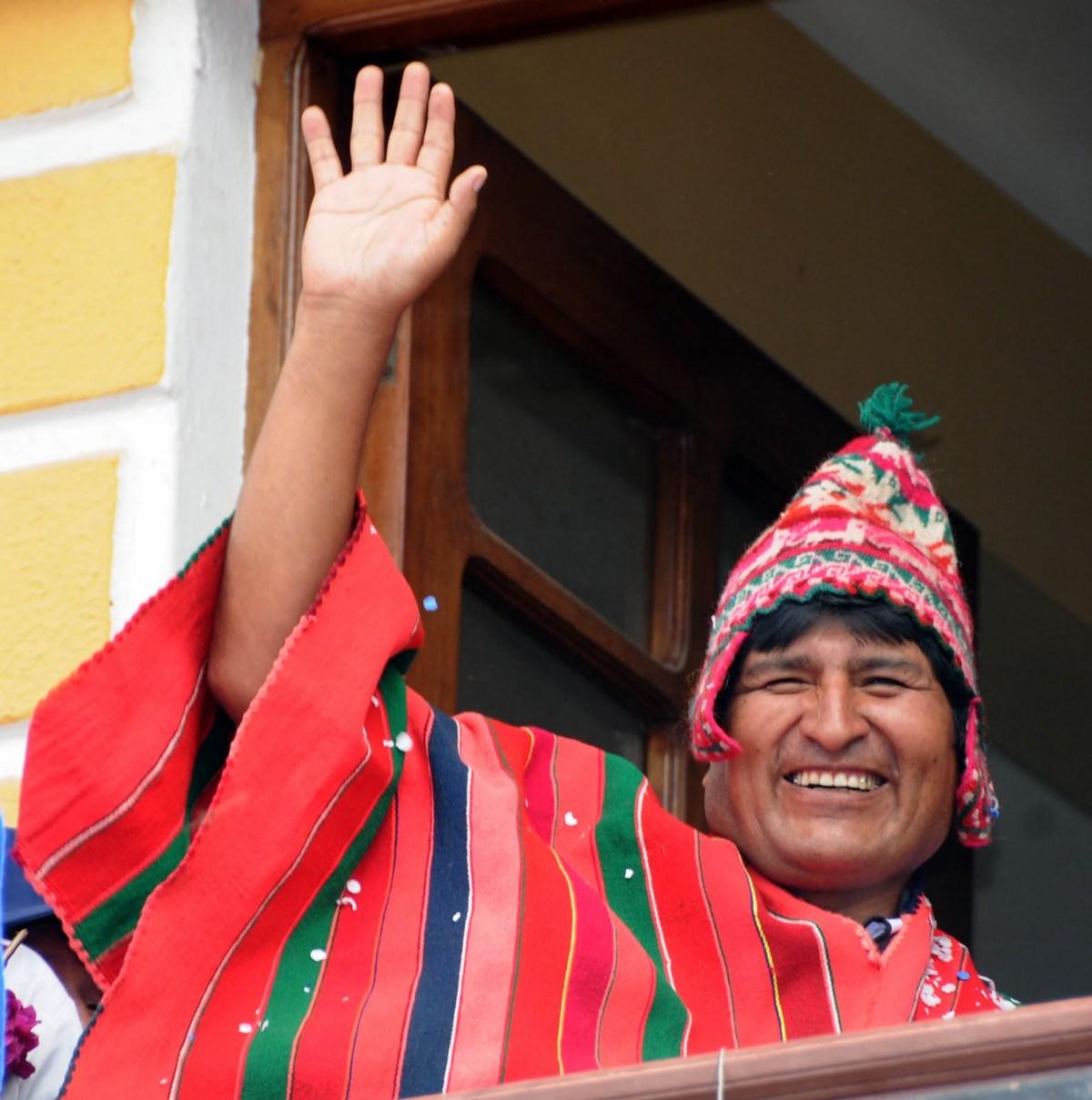 """En Bolivia, EEUU quiere dar un """"tiro de gracia"""" a la PatriaGrande"""