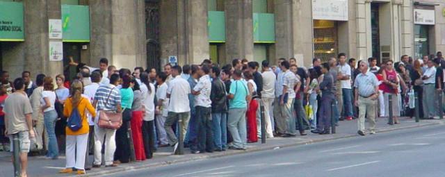 CÁRITAS EN BARCELONA INFORMA QUE SE VE DESBORDADA CADA DÍA