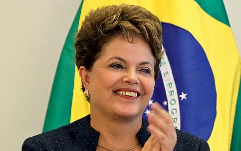Veinte Frases de Dilma en elSenado.