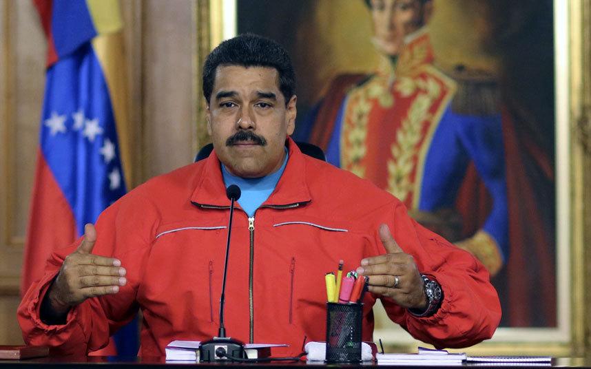 #Venezuela: Golpe reeditado