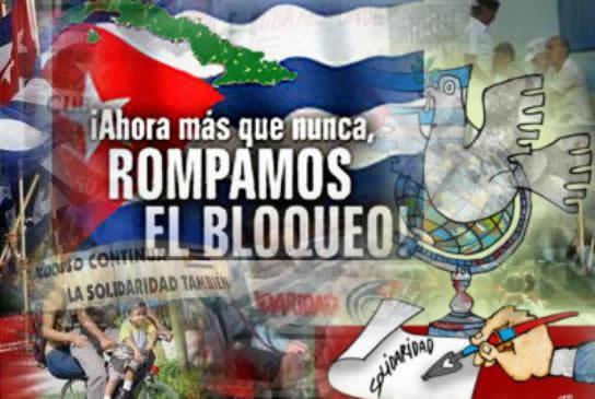 ¿Por qué se debe poner fin al bloqueo de EE.UU. contraCuba?