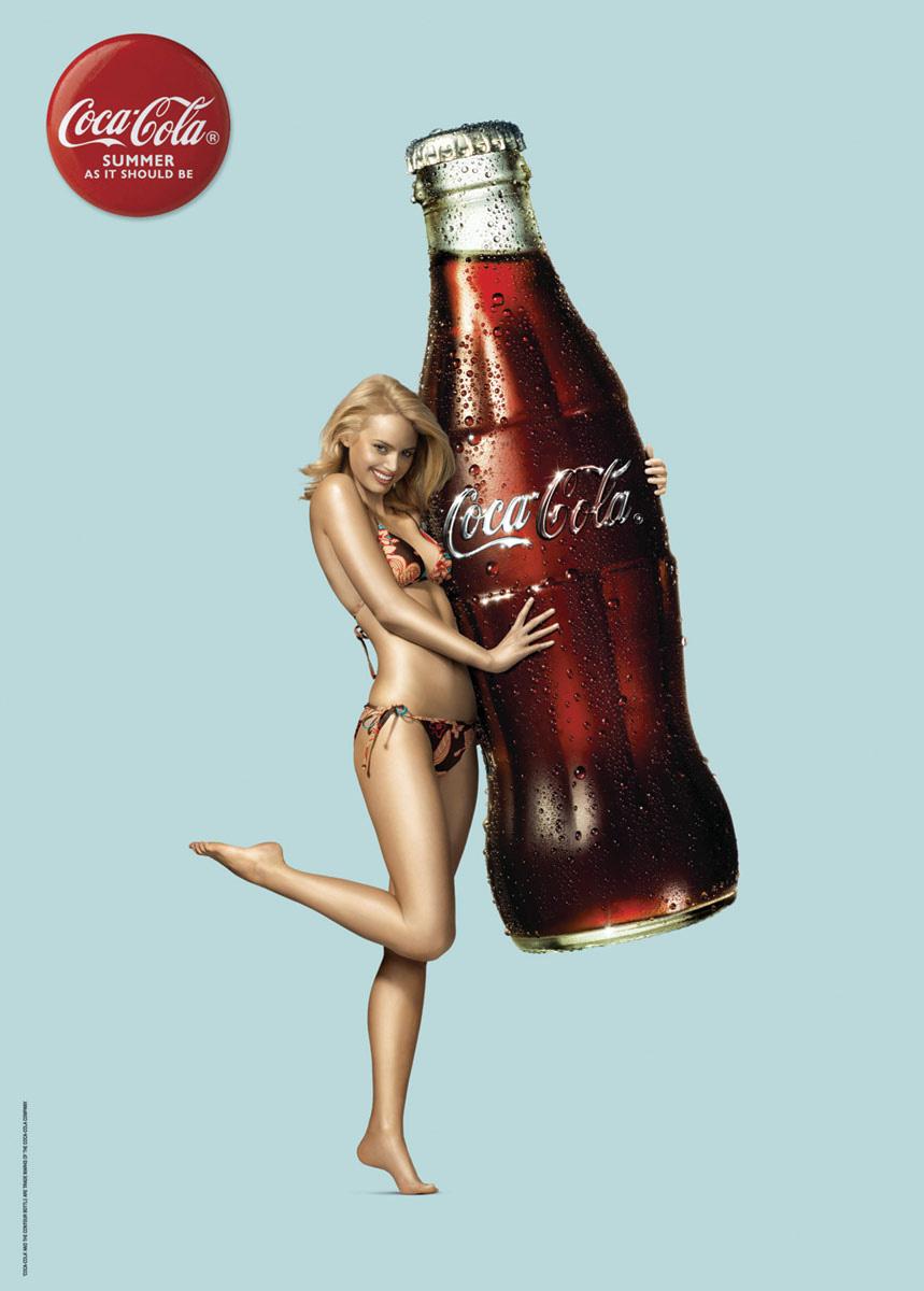 """Coca Cola, el bikini y operación""""Okopera"""""""